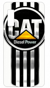Capa de telemóvel com CAT  Diesel Power