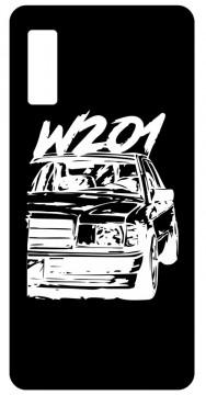 Capa de telemóvel com Mercedes 190 w201