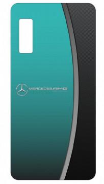 Capa de telemóvel com Mercedes AMG