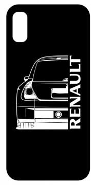Capa de telemóvel com Renault Clio 2 V6