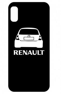 Capa de telemóvel com Renault Clio Fase 2