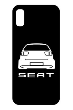 Capa de telemóvel com Seat Ibiza 6K2