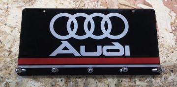 Chaveiro em Acrílico com Audi