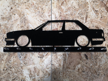 Chaveiro em Acrílico com BMW E30