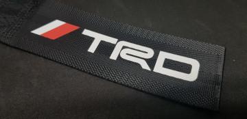 Fita de Reboque com Toyota TRD