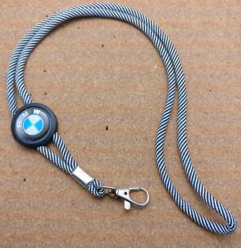 Fita (lanyard) de Pescoço Ajustável para BMW