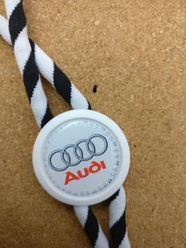 Fita Porta Chaves (lanyard) Ajustável para Audi
