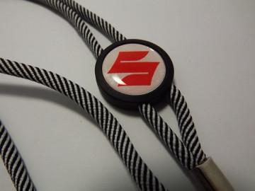 Fita Porta Chaves (lanyard) de Pescoço Ajustável para Suzuki