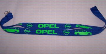 Fita Porta Chaves -  Opel Astra F Caravan