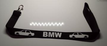 FITA PORTA CHAVES PARA BMW E30 LIMOUSINE