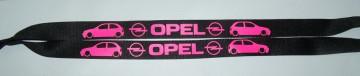 Fita Porta Chaves para Opel Corsa B 3 Portas