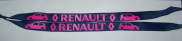 Fita Porta Chaves para Renault Clio Storia