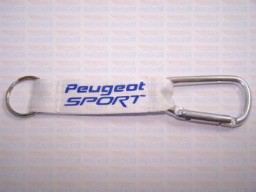Fita Porta Chaves - Peugeot Sport