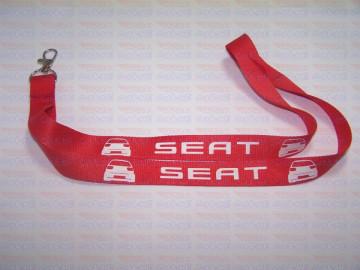 Fita Porta Chaves - Seat 6K2 Traseira