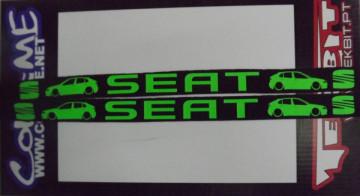 Fita Porta Chaves - Seat Leon 1M