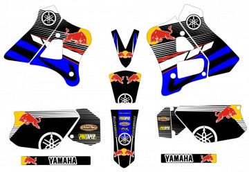 Kit Autocolantes Para Yamaha DTR 125 DT 125R  91-03