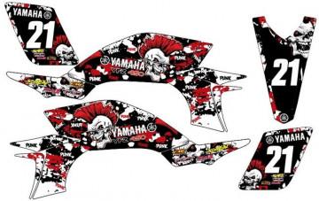 Kit Autocolantes Para Yamaha YFZ 450
