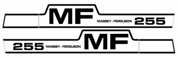 Kit de Autocolantes para Massey Ferguson 255