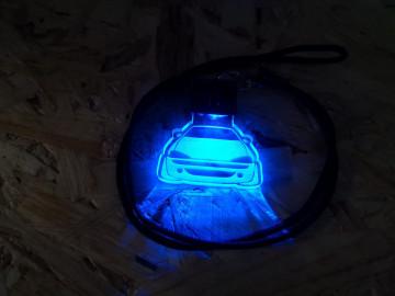 Porta Chaves com luz Multicor com Opel Tigra