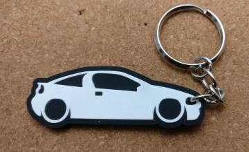 Porta Chaves com silhueta de Opel Tigra