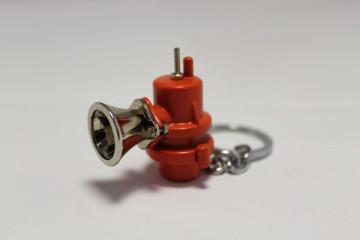 Porta Chaves - Dump Valve (Blow off valve) - Laranja