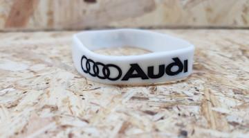 Pulseira para Audi branca