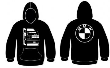 Sweatshirt com capuz BMW e30 m3 Traseira