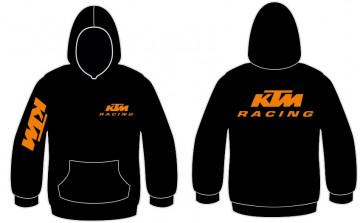 Sweatshirt com capuz - KTM