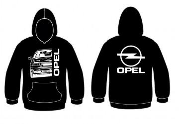 Sweatshirt com capuz Opel Calibra