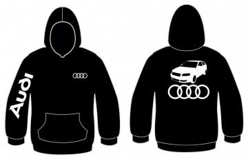 Sweatshirt com capuz para Audi A3 8P