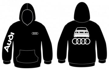 Sweatshirt com capuz para Audi A8
