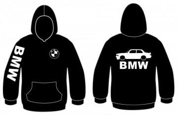 Sweatshirt com capuz para Bmw E21