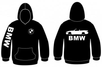 Sweatshirt com capuz para BMW E36 Cabrio