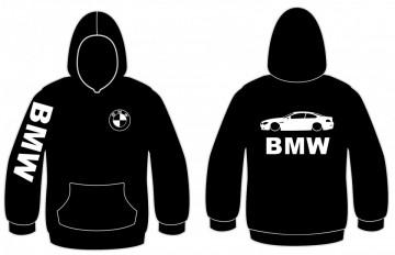 Sweatshirt com capuz para Bmw E63