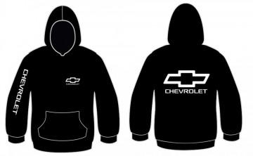 Sweatshirt com capuz para Chevrolet