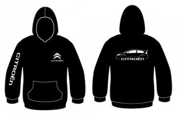 Sweatshirt com capuz para Citroen C4