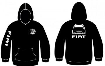 Sweatshirt com capuz para Fiat Punto