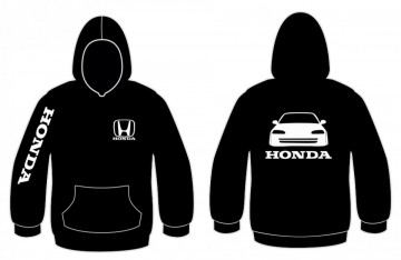 Sweatshirt com capuz para Honda Civic EG Sedan