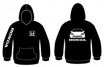 Sweatshirt com capuz para Honda Civic EG Sedan