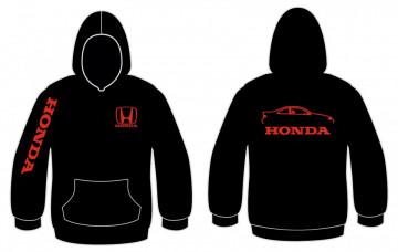 Sweatshirt com capuz para Honda civic EG