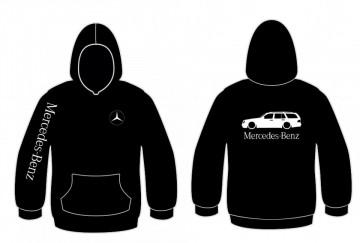 Sweatshirt com capuz para Mercedes-Benz W210 Station