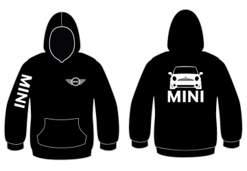 Sweatshirt com capuz para Mini Cooper