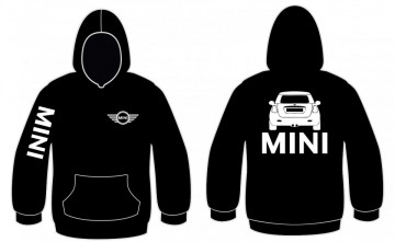 Sweatshirt com capuz para Mini One D