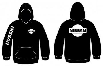 Sweatshirt com capuz para Nissan