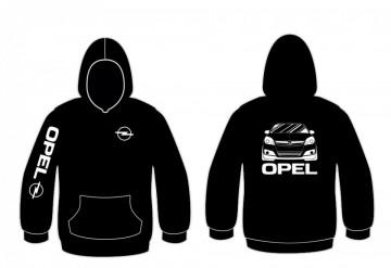 Sweatshirt com capuz para Opel Astra H Frente