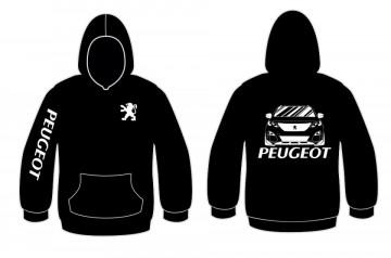 Sweatshirt com capuz para Peugeot 3008