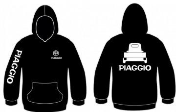 Sweatshirt com capuz para Piaggio Ape