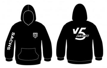 Sweatshirt com capuz para sachs V5