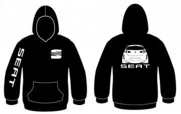 Sweatshirt com capuz para Seat Leon FR Restyling MK2