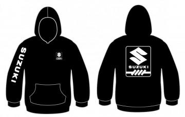 Sweatshirt com capuz para Suzuki